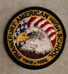 American Eagle Patch